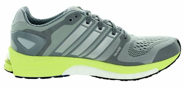 Adidas Adistar Boost ESM woman light grey/lime green