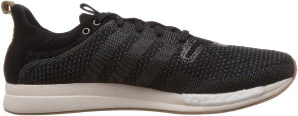 Adidas Adizero Feather Boost Black / White