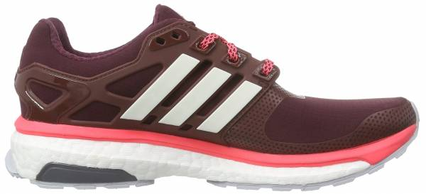 Adidas Energy Boost 2.0 ATR woman braun (maroon/chalk white/flash red s15)