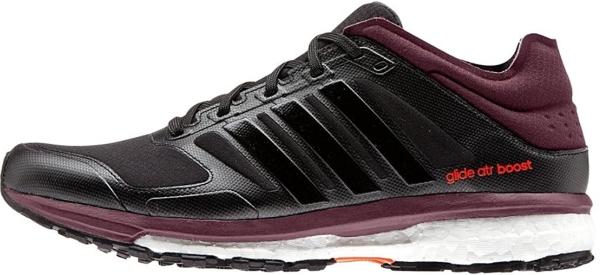 Adidas Supernova Glide ATR woman black/black/maroon