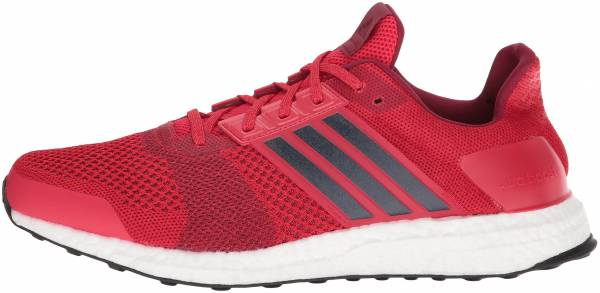 free shipping 11da2 17017 Adidas Ultra Boost ST Red