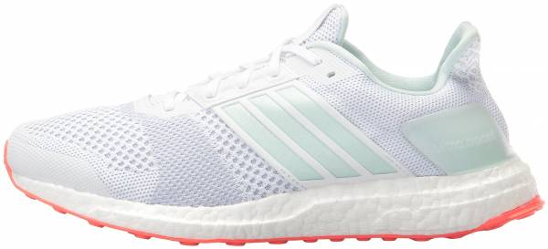 Adidas Ultra Boost ST woman white/ice mint/shock red