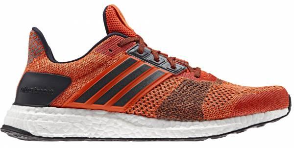 Adidas Ultra Boost ST men orange/navy