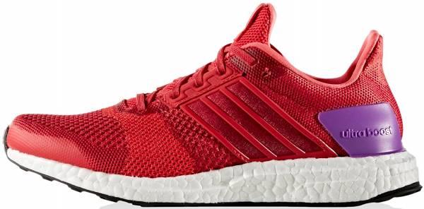 Adidas Ultra Boost ST woman varios colores (rojo (rojray / rosuni / rojimp))