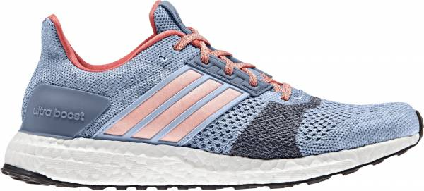 Adidas Ultra Boost Grey And Blue