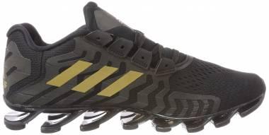 Adidas Springblade Pro - Black (Cblack/Gold Mt/Gold Mt Cblack/Gold Mt/Gold Mt)