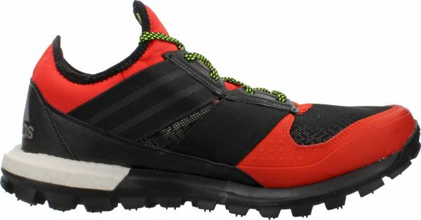 Adidas Response Boost Trail men solar red/black/solar yellow - reflective