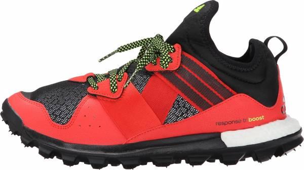 Adidas Response Boost Trail woman solar red/black/solar yellow
