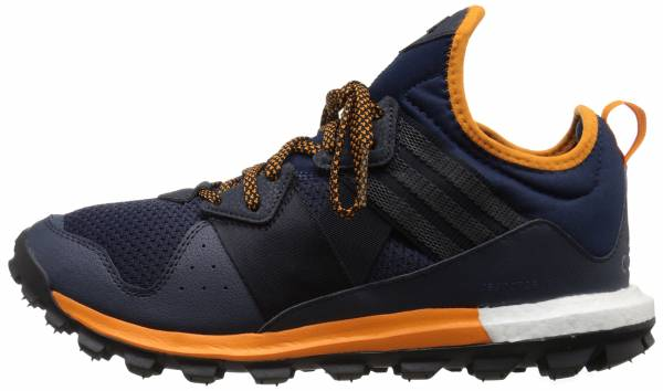 Adidas Response Boost Trail men collegiate navy/mineral blue/orange