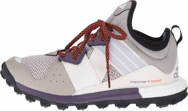 Adidas Response Boost Trail woman light brown/ash purple/soar red