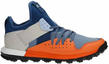 Adidas Response Boost Trail Orange Men
