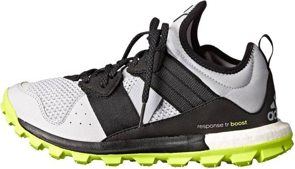 Adidas Response Boost Trail - Clear Grey/Black/Solar Yellow