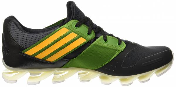 new product a61b3 bd48a where to buy adidas springblade solyce men schwarz .. 03364 d331e