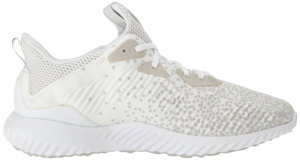 adidas alphabounce running white