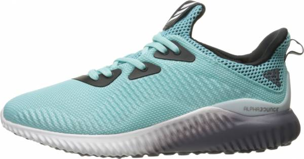 Adidas AlphaBounce woman clear aqua/white/trace grey