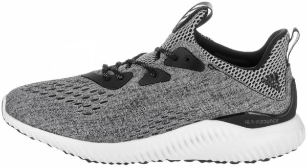 Adidas AlphaBounce men black/white/black