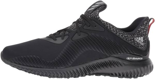 Adidas AlphaBounce men black/silver metallic/granite