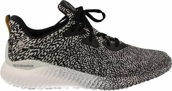 Adidas AlphaBounce men black (negbas / hiemet / gricla)