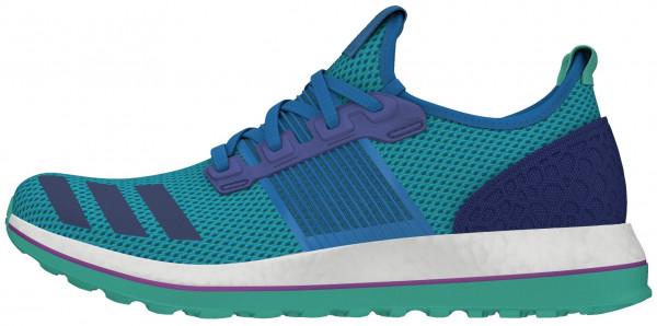 Adidas Pure Boost ZG woman azul (azuuni / tinuni / menimp)