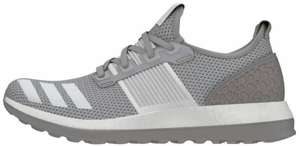 Adidas Pure Boost ZG woman gris (grpuch / balcri / grpuch)