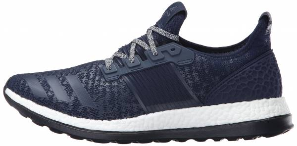 Adidas Pure Boost ZG - White/Collegiate Navy/Collegiate Navy