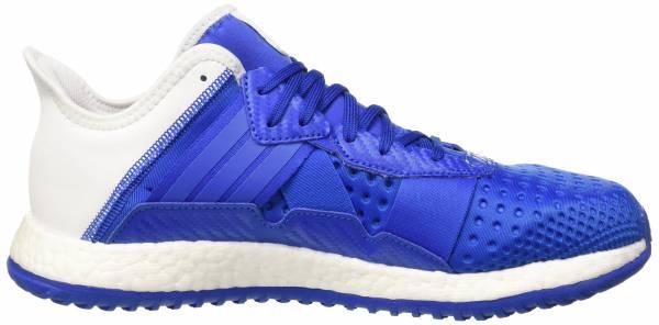 Adidas Pure Boost ZG men multicolore (blue/ftwwht/cblack)