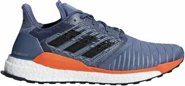 Adidas Solar Boost Raw Grey/White/Chalk Coral Men