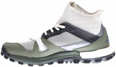 Adidas Supernova Riot - Clear/Brown/Black/Base Green S