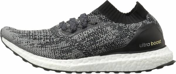 Ultra Boost Uncaged Shoes Black Feet