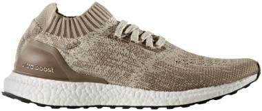 Adidas Ultra Boost Uncaged Brown/White Men