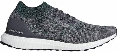 Adidas Ultraboost Uncaged - Grey Grey Hi Res Green