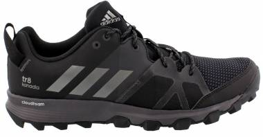 Adidas Kanadia 8 - Black Core Black Iron Metallic Utility Black (AQ5847)