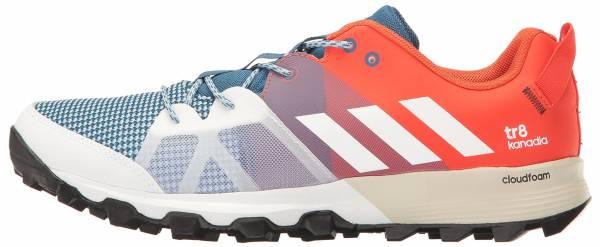 Adidas Kanadia 8 men core blue/white/energy
