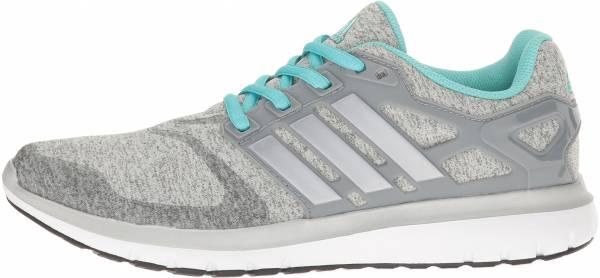 Adidas Energy Cloud woman medium grey heather/metallic/silver/easy mint