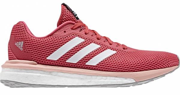 Adidas Vengeful woman rosa (corpnk/ftwwht/midgre)