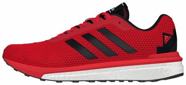 Adidas Vengeful men rojo (rojray / negbas / rojsol)
