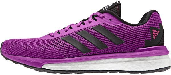 Adidas Vengeful woman morado (pursho / negbas / rosimp)