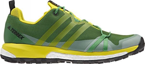 Adidas Terrex Agravic men gru00fcn/gelb