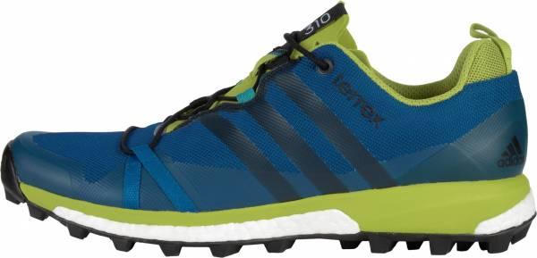 Adidas Terrex Agravic men tech steel/black/unity blue