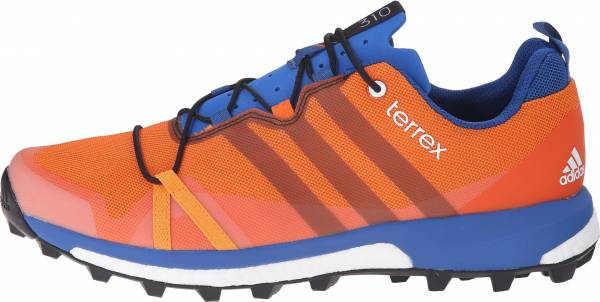 Adidas Terrex Agravic men orange