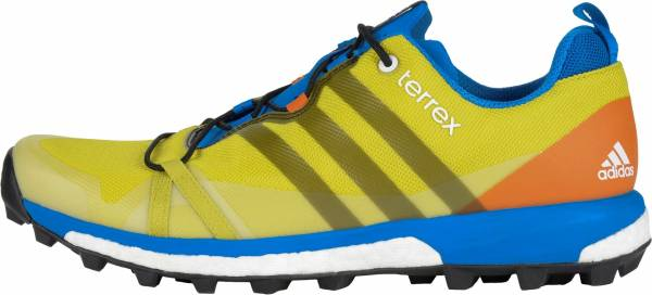 Adidas Terrex Agravic Yellow