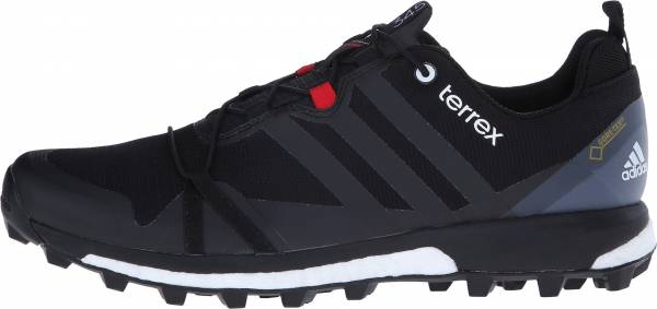 Adidas Terrex Agravic GTX men black/power red/white