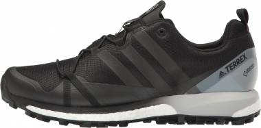 info for c474d b1326 Adidas Terrex Agravic GTX Black Black White Men
