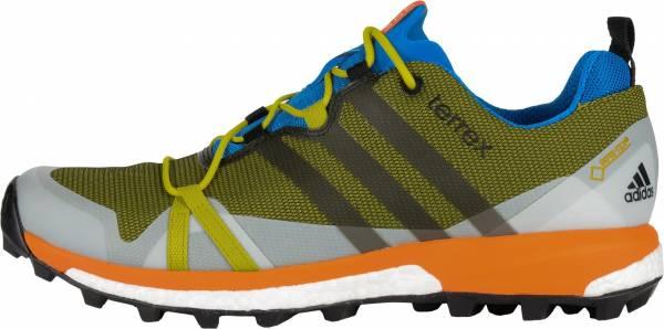 Adidas Terrex Agravic GTX men gelb