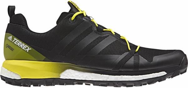 Adidas Terrex Agravic GTX men grey / core black / bright yellow