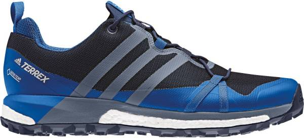Adidas Terrex Agravic GTX - Col. Navy/Raw Steel/Blue Beauty