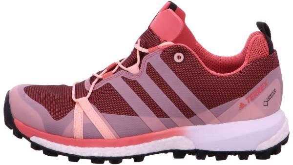 Adidas Terrex Agravic GTX woman rosa