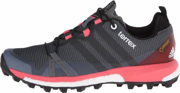 Adidas Terrex Agravic GTX woman grey (vista grau/core schwarz/super blush)
