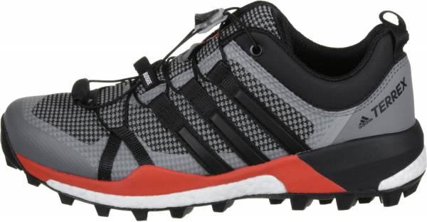 Adidas Terrex Skychaser men gris noir rouge
