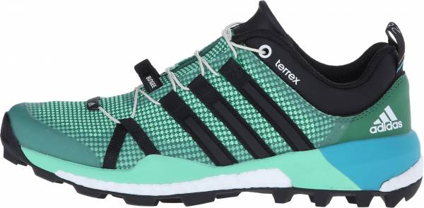 Adidas Terrex Skychaser woman green